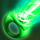 Jessica Cruz Green Lantern Codefender of Earth P1 ShieldPowered Blast.png