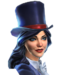 Zatanna Mistress of Magic Portrait.png