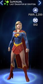 Supergirl: Last Daughter of Krypton - DC Legends Wiki