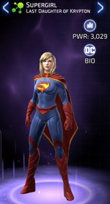 Supergirl: Last Daughter of Krypton/Gallery - DC Legends Wiki