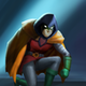 Robin Damian Wayne P2 One With Shadow.png